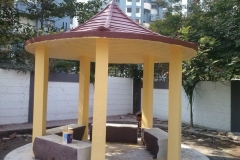 Gazebo For Clubhouse